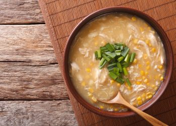 How To Make: Thai Coconut, Corn and Chicken Soup