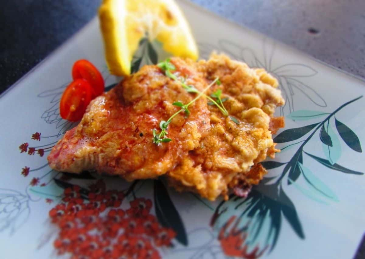 How To Make: Crumbed Beef Schnitzels