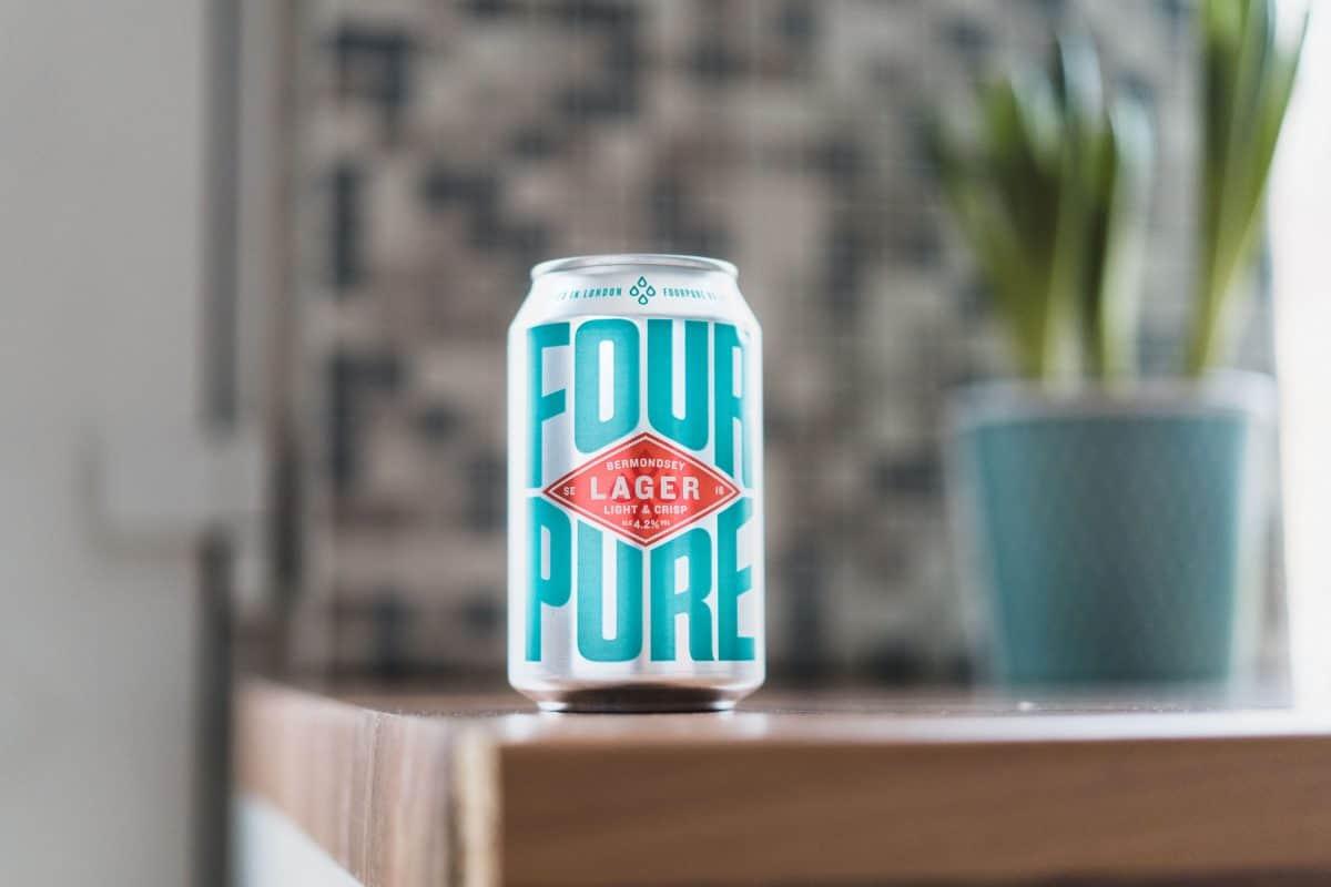 Fourpure lager