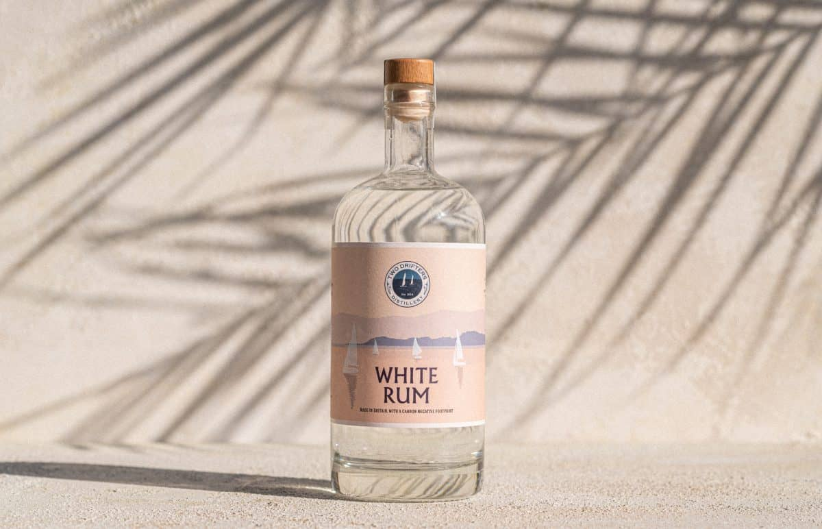 Two Drifters White Rum | Photo: Matt Austin Images