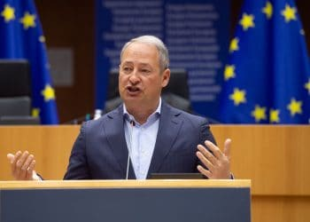 Austrian MEP Andreas Schieder, rapporteur for the Committee on Foreign Affairs