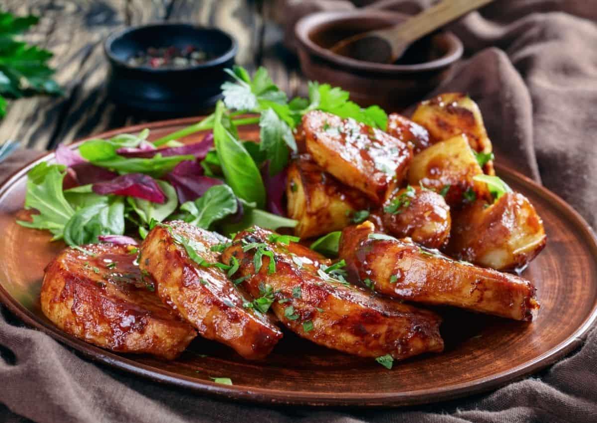 How To Make: Sticky Asian Pork Chops