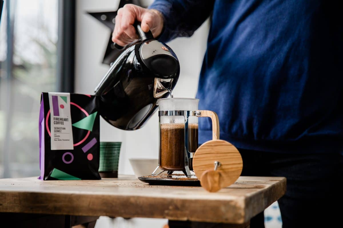 How to make a perfect cup of coffee at home Fireheart Coffee