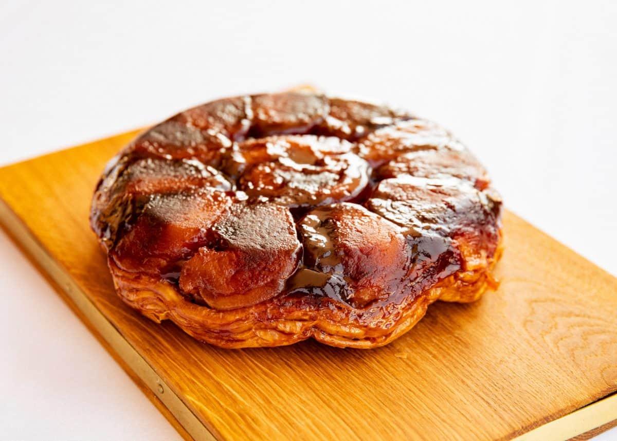 Galvin Brothers Tarte Tatin recipe