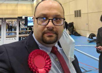 Nicu Ion, Labour councillor at Newcastle City Council