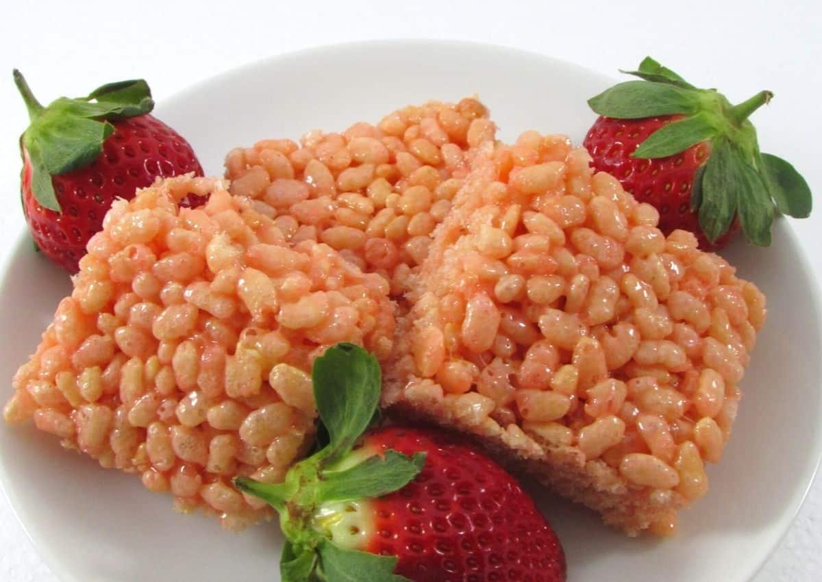 How To Make: Marshmallow Rice Krispie Treats