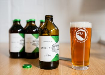 Small Beer Summer'21 Organic IPA
