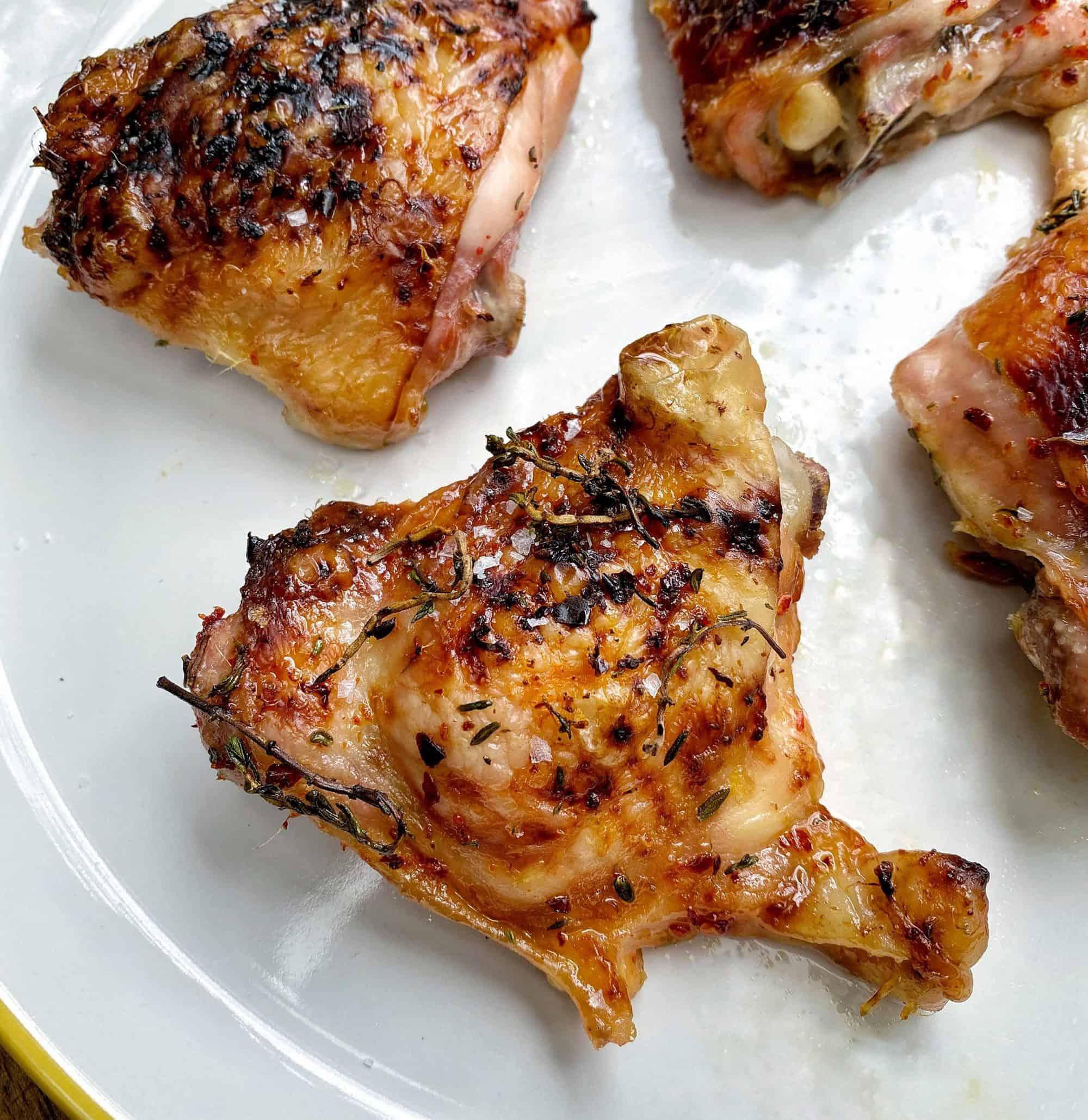 Chicken thighs recipe