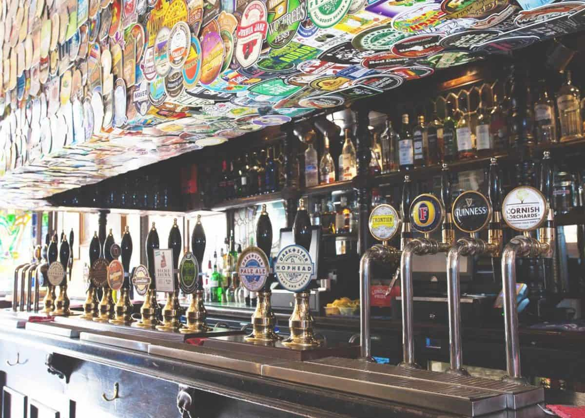 The Harp Covent Garden Best Pubs in Central London