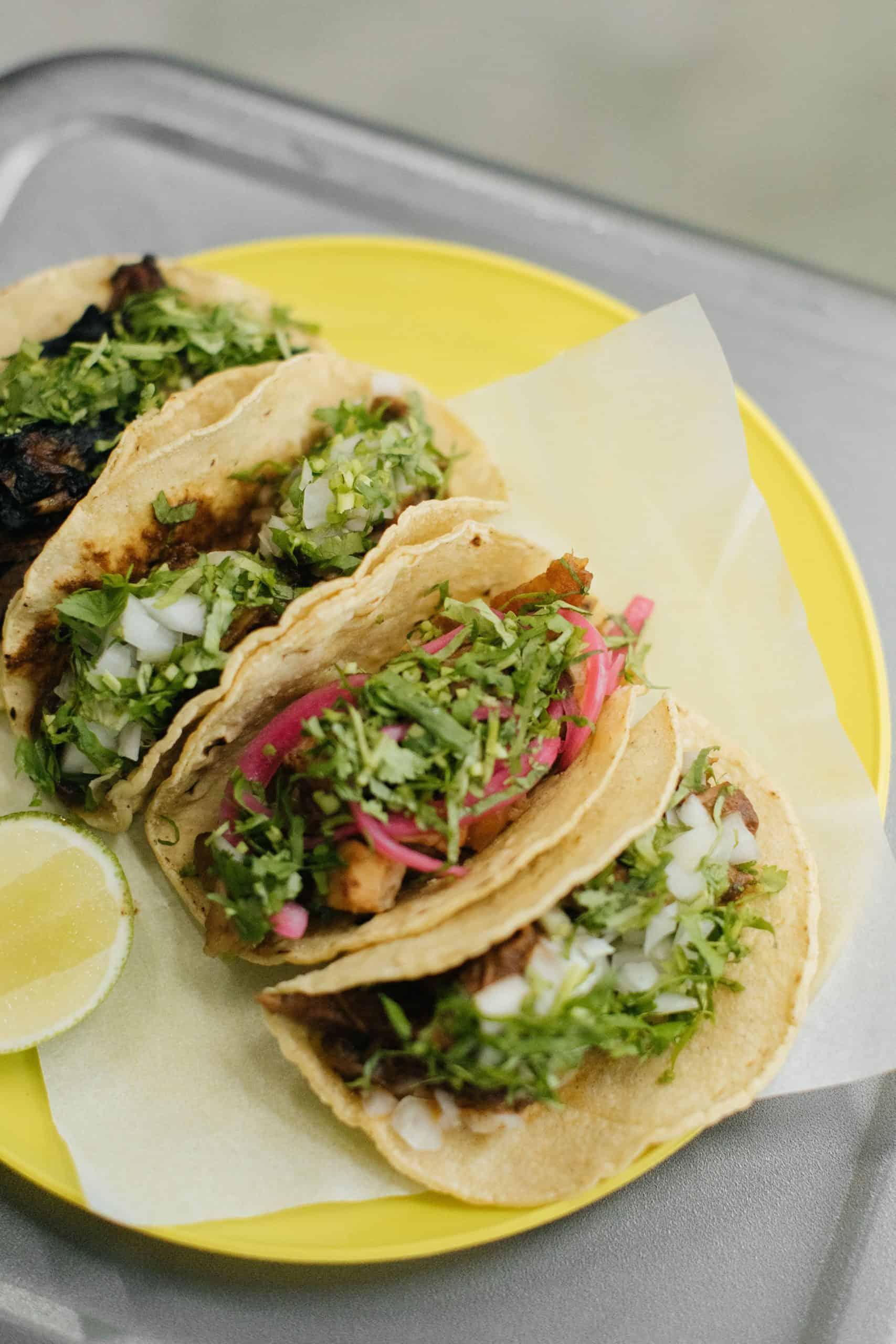 Tacos Padre Carne Asada tacos recipe | Photo: Maureen Evans