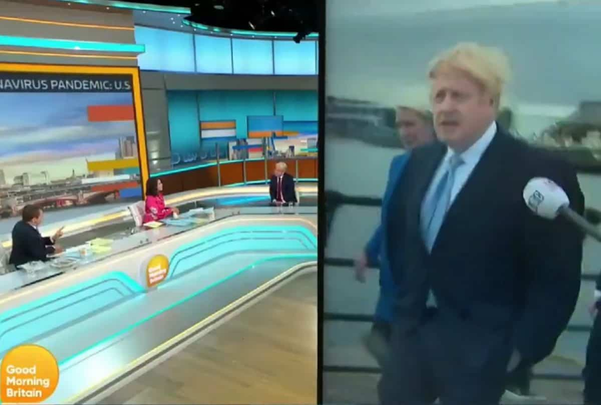 PMs lies called out on GMB