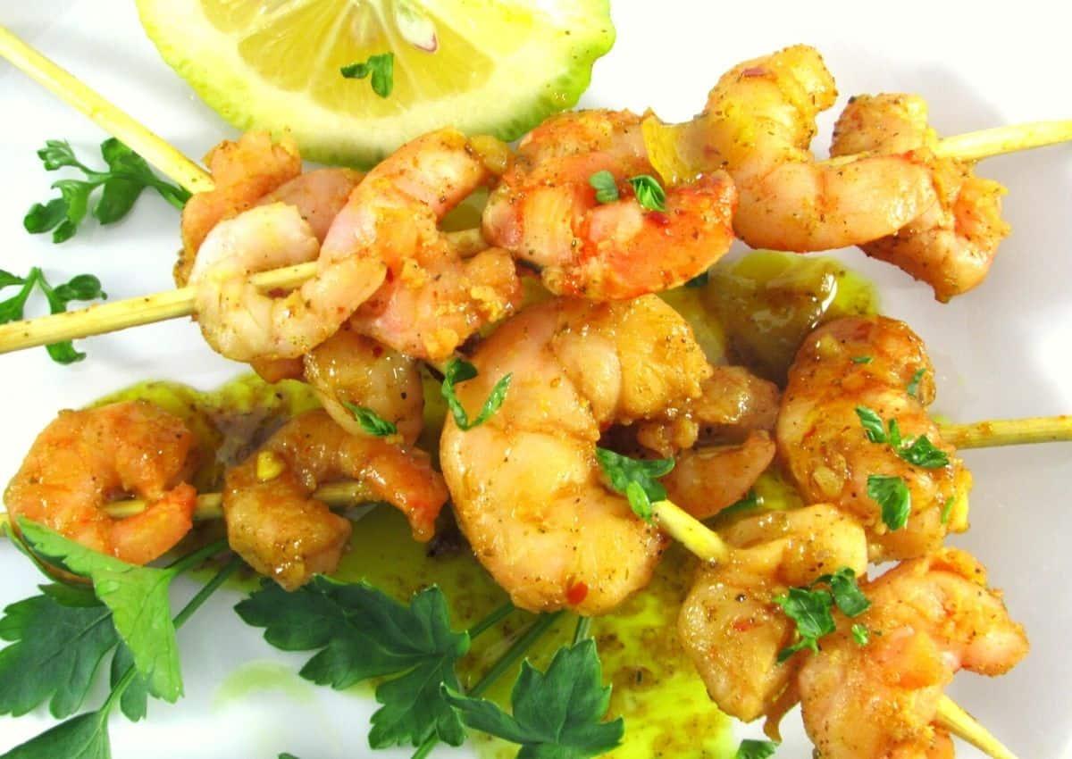 How To Make: Asian Shrimp Skewers
