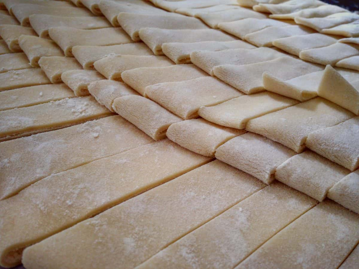 Homemade pasta recipe how to make pasta without a pasta machine