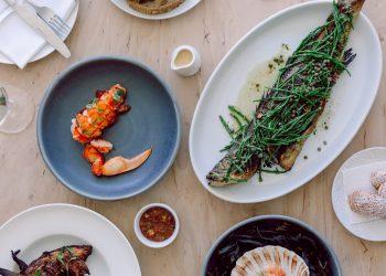 Lyon's Seafood & Wine Bar food | Photo: © Maria Bell Photography