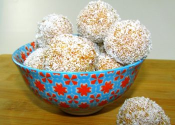 How To Make: Coconut Cake Balls