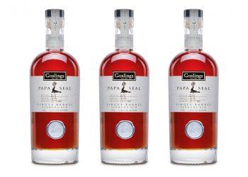 Goslings Papa Seal Single-Barrel Rum