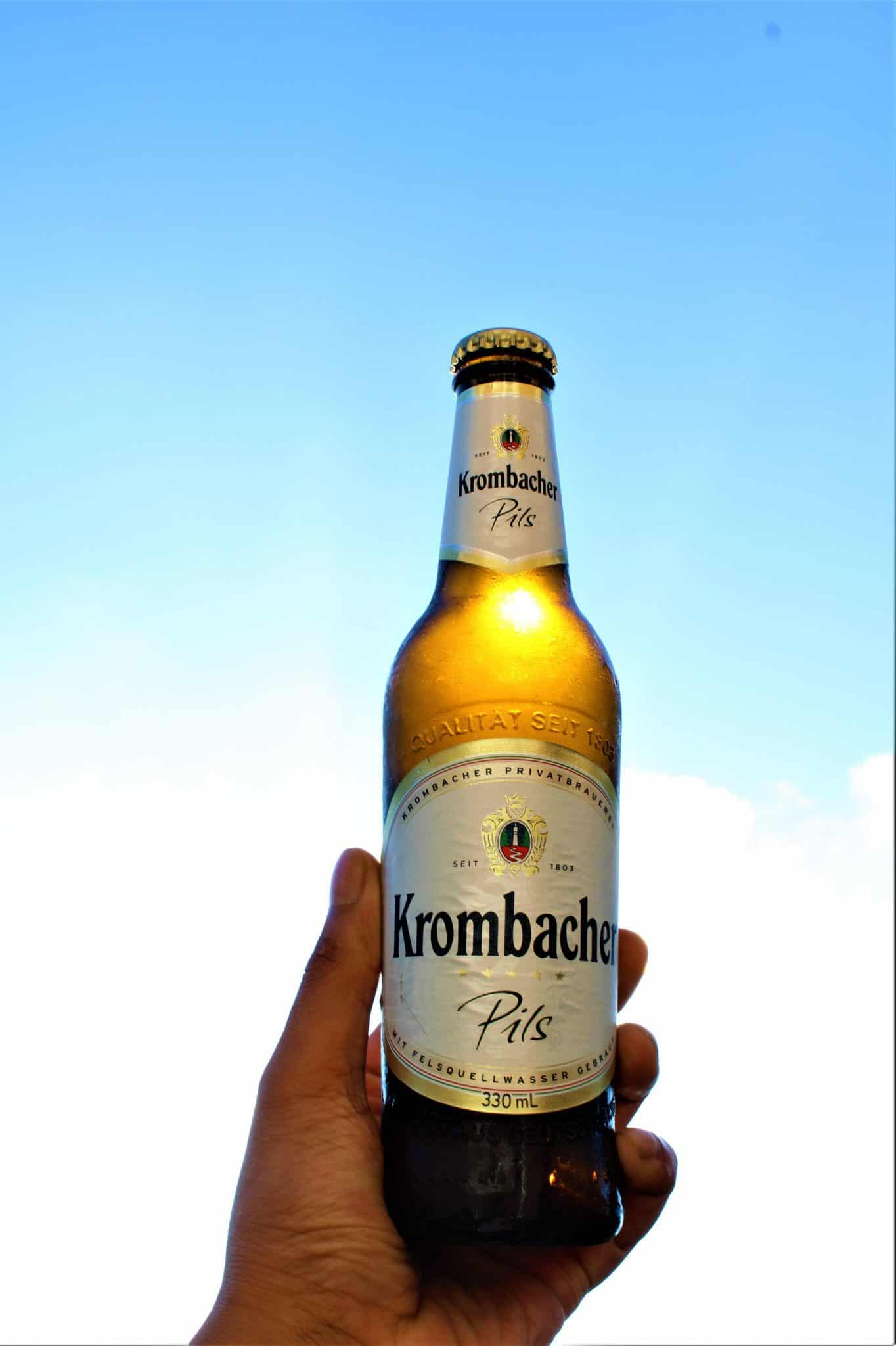 Krombacher Pils Euro 2020 - the best beers from all 24 competing countries