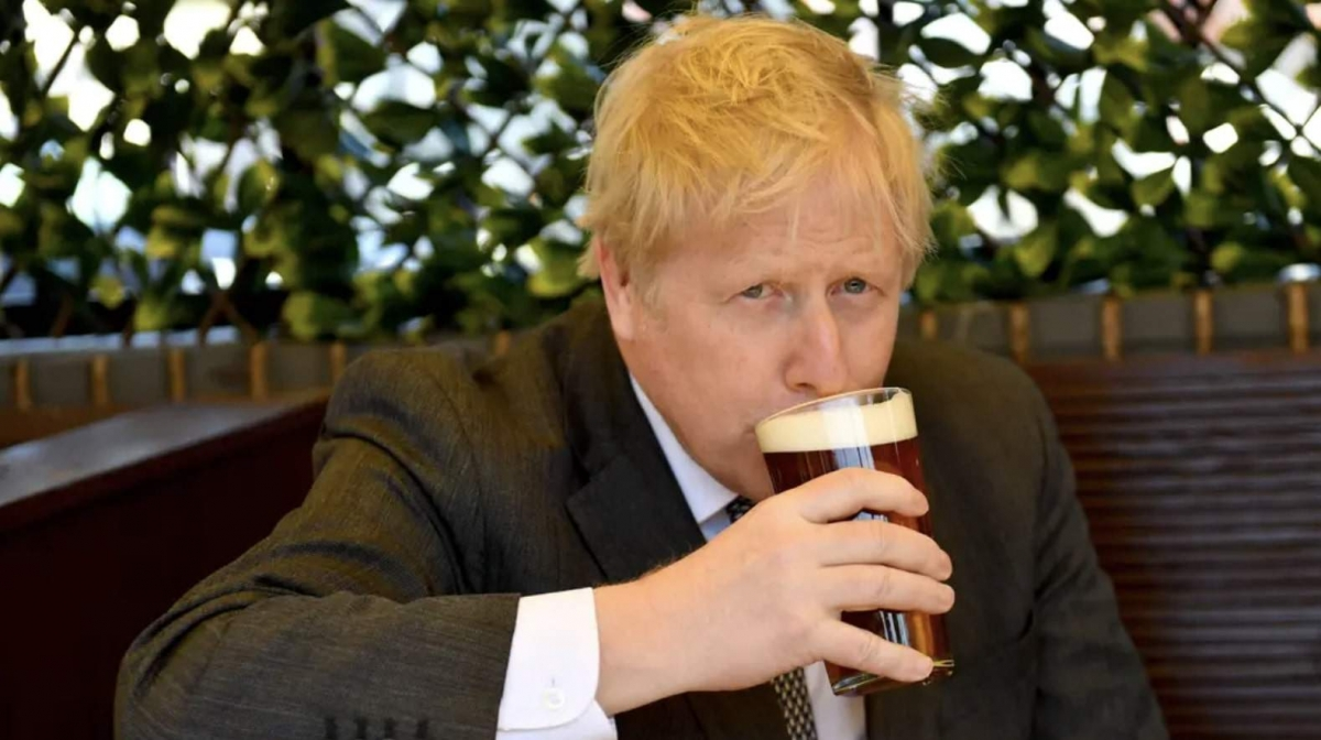 Boris Johnson pub