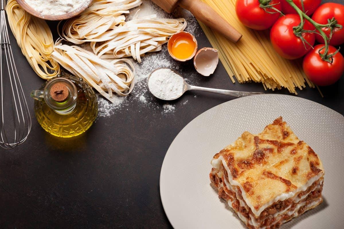 Delita Lasagna