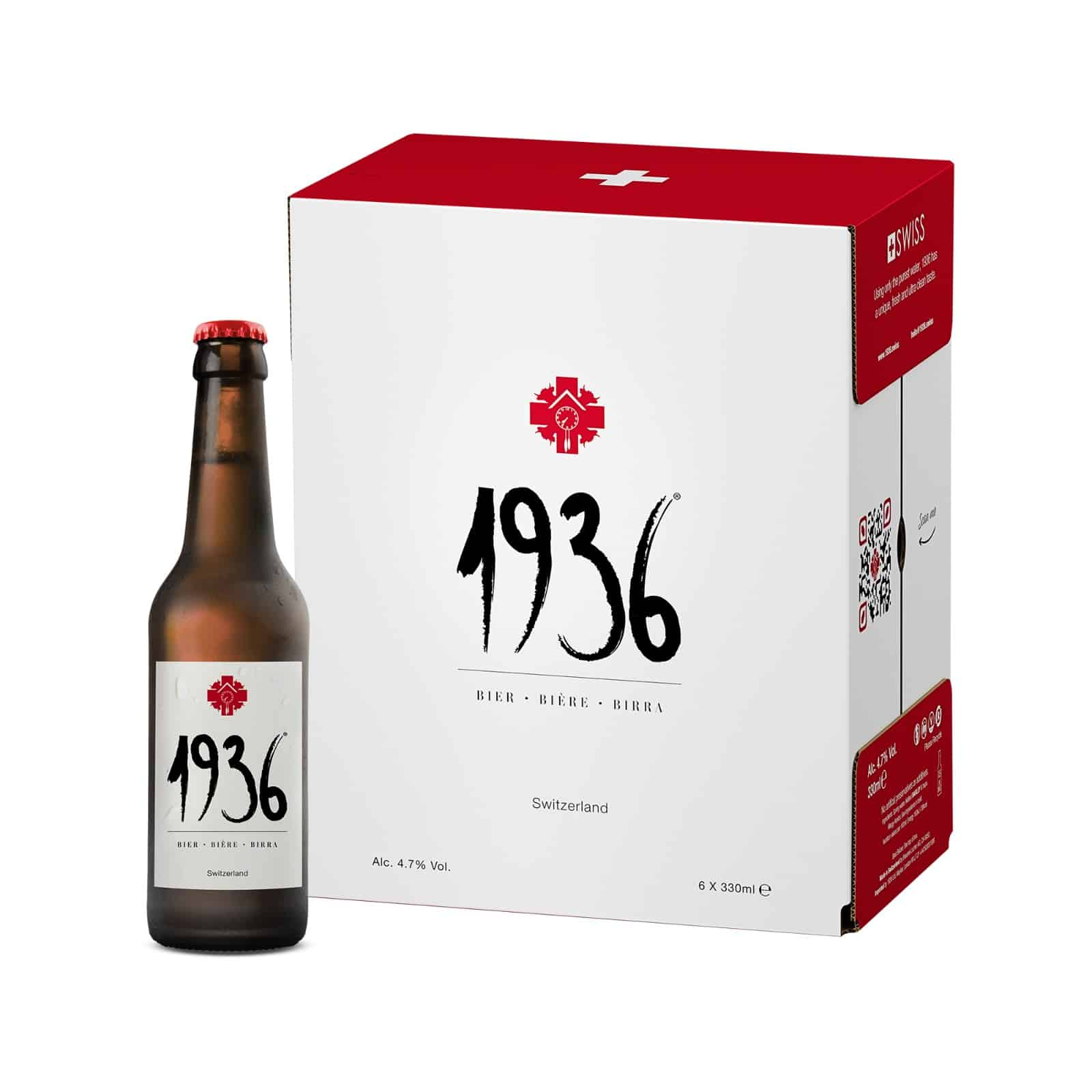 1936 biere Euro 2020 - the best beers from all 24 competing countries