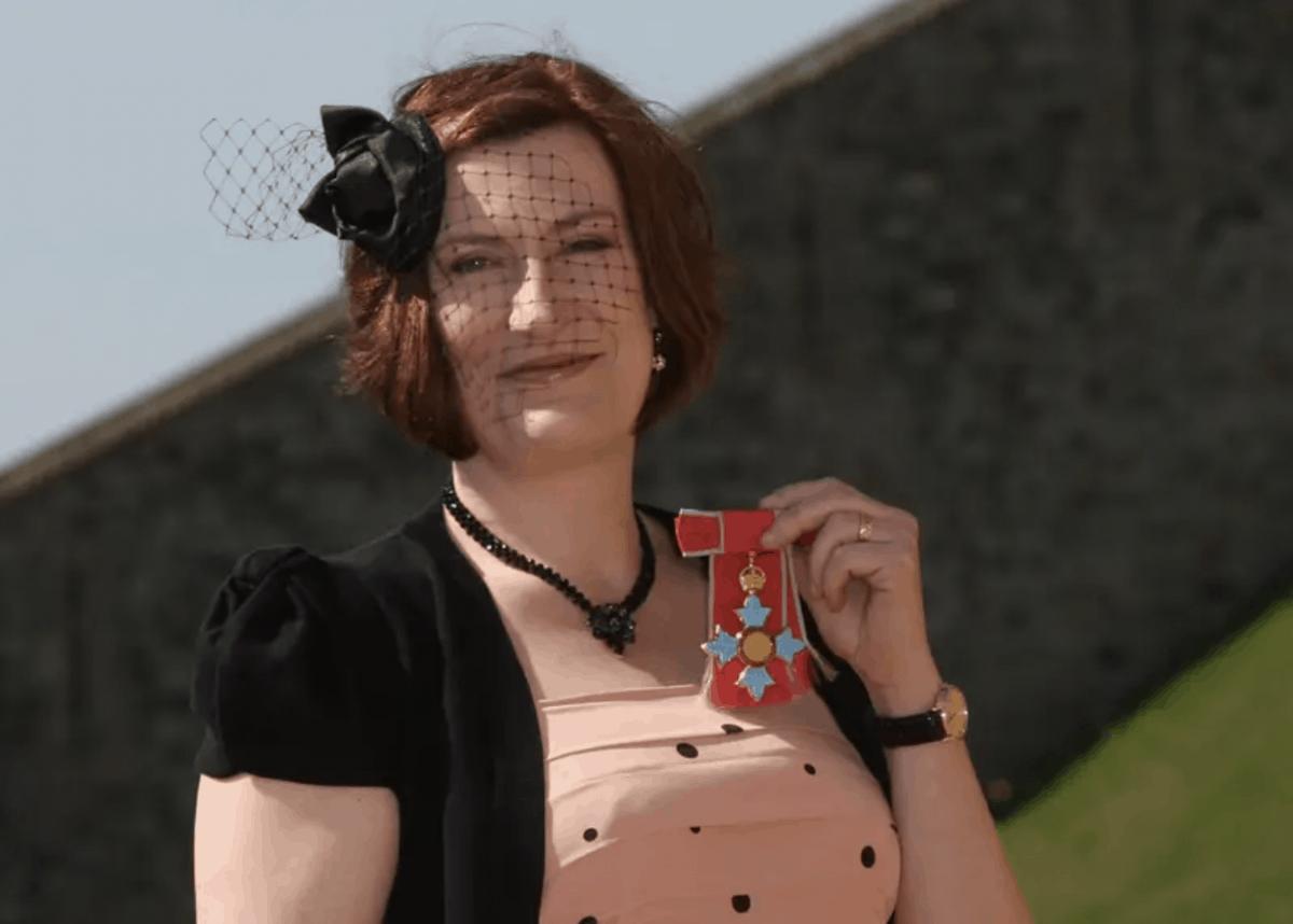 Dame Sarah Connolly