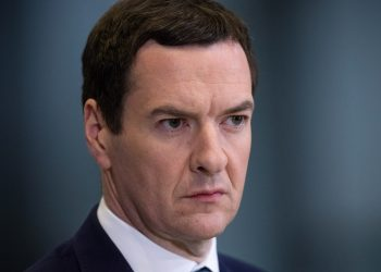File photo dated 18/04/16 of George Osborne, who has joined his brother's Silicon Valley venture capital firm, a move which is thought to be his ninth job since leaving government.