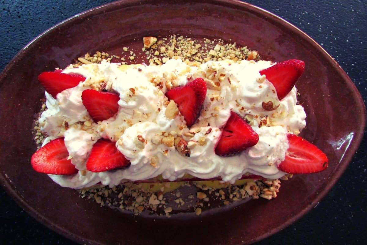 How To Make: Trifle Loaf