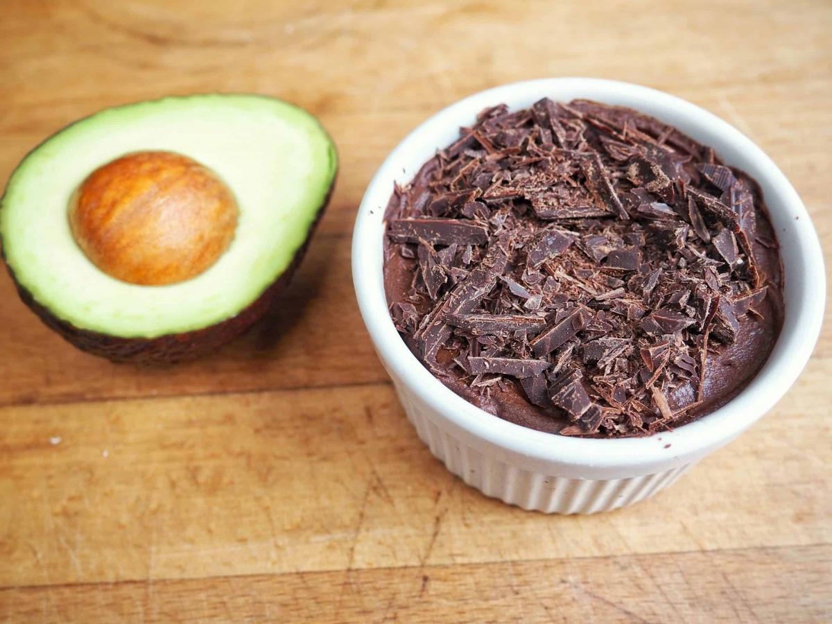 Vegan Chocolate and avocado mousse | Photo: Jonathan Hatchman World Chocolate Day Chocolate recipes
