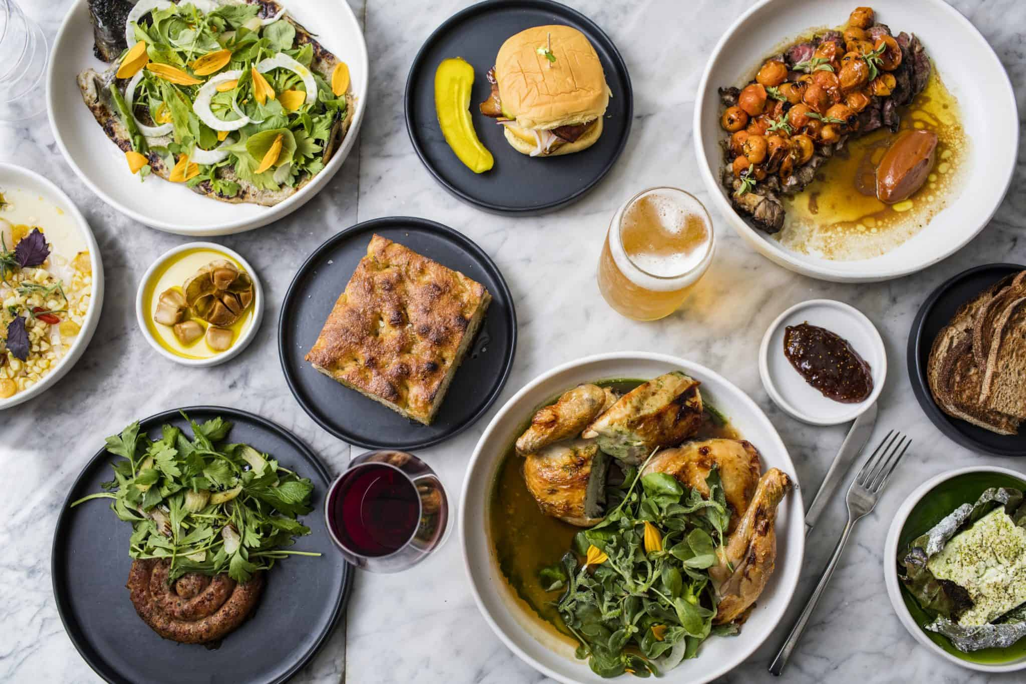 Sunday In Brooklyn Dishes London's best new restaurant openings July 2021
