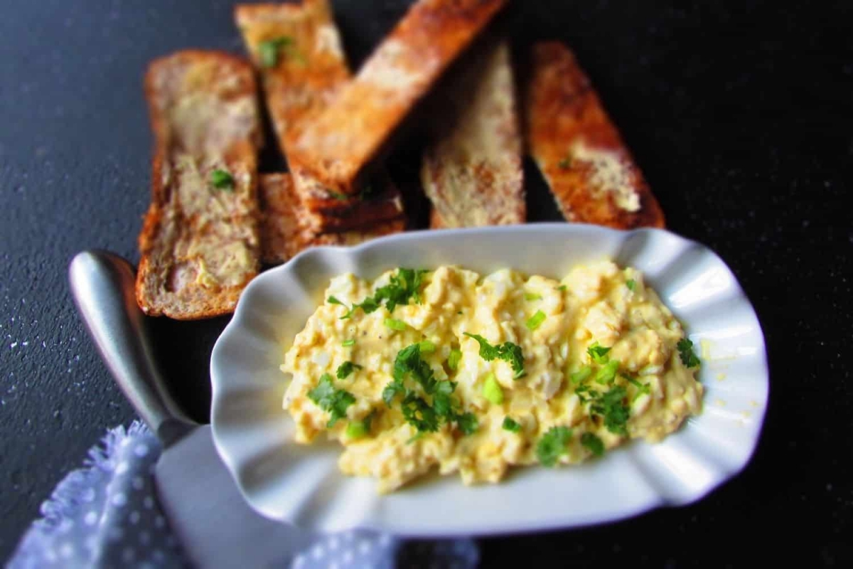 Egg Mayo Dip