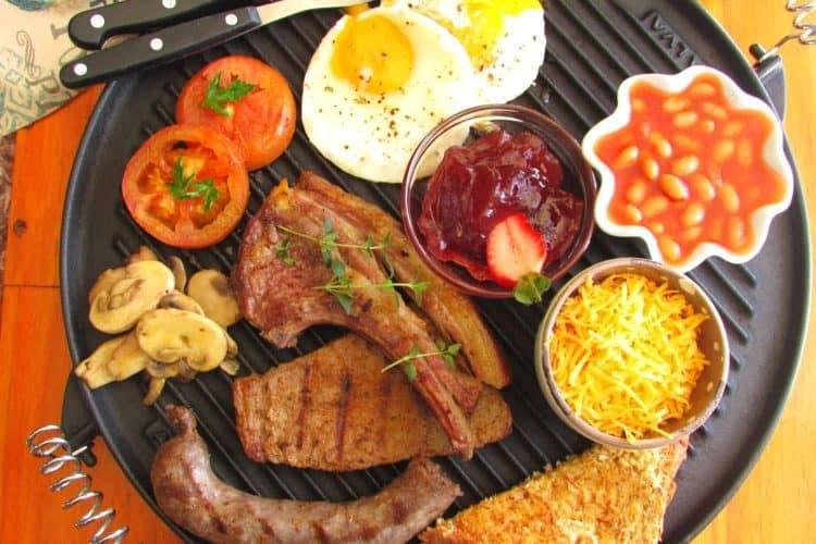 Full Farmhouse Breakfast