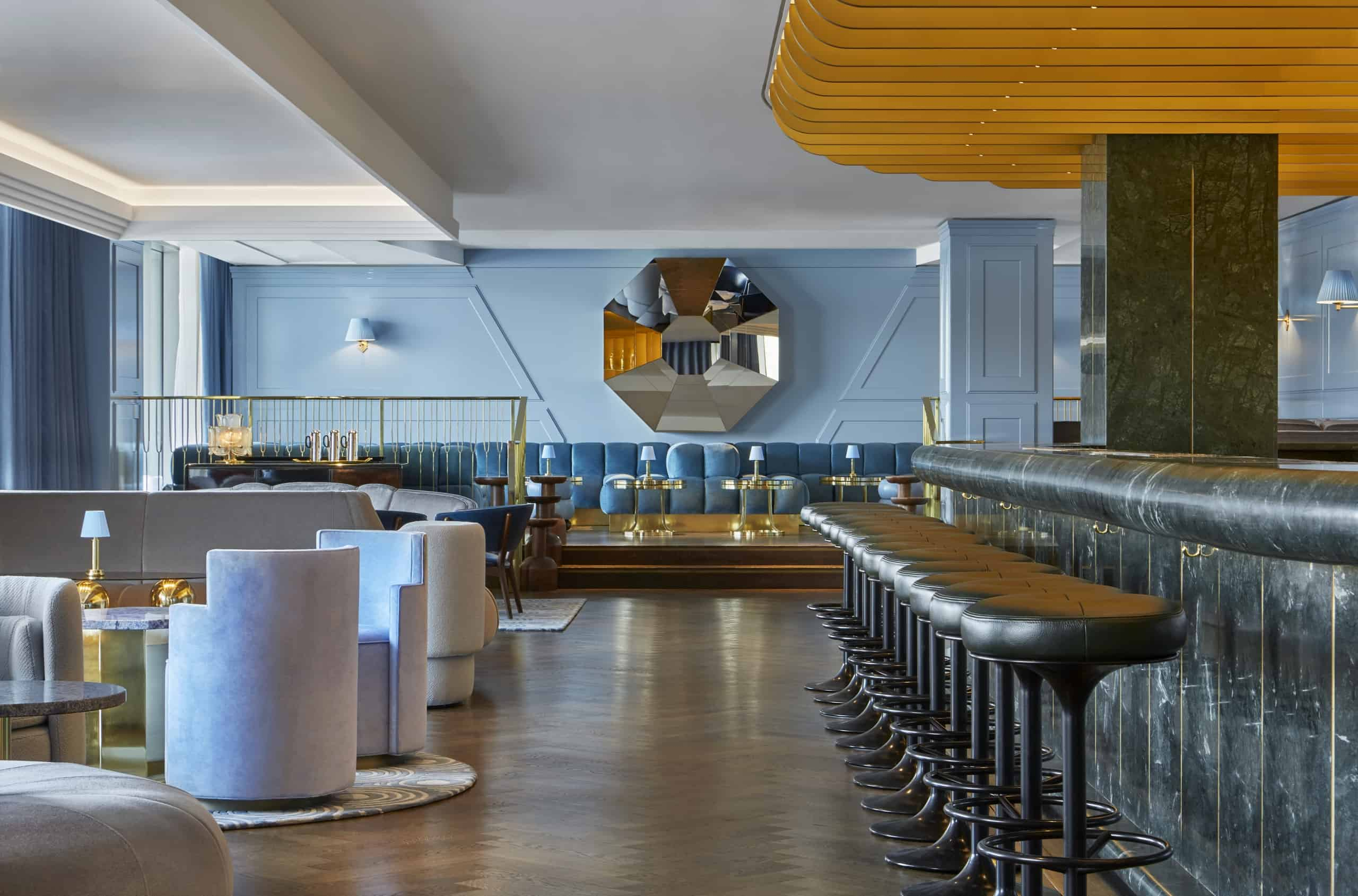 Lyaness Bar at Sea Containers London