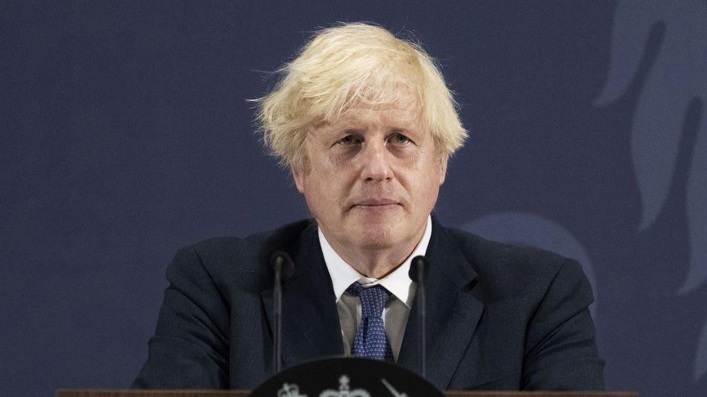 Condolences sent after Boris Johnson's mother dies aged 79