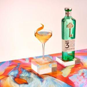Rose Martini Addie Chin Dukes Martini recipe how to make the perfect martini