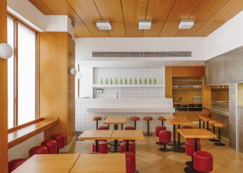 BAO noodle shop interior London's best new restaurant openings July 2021