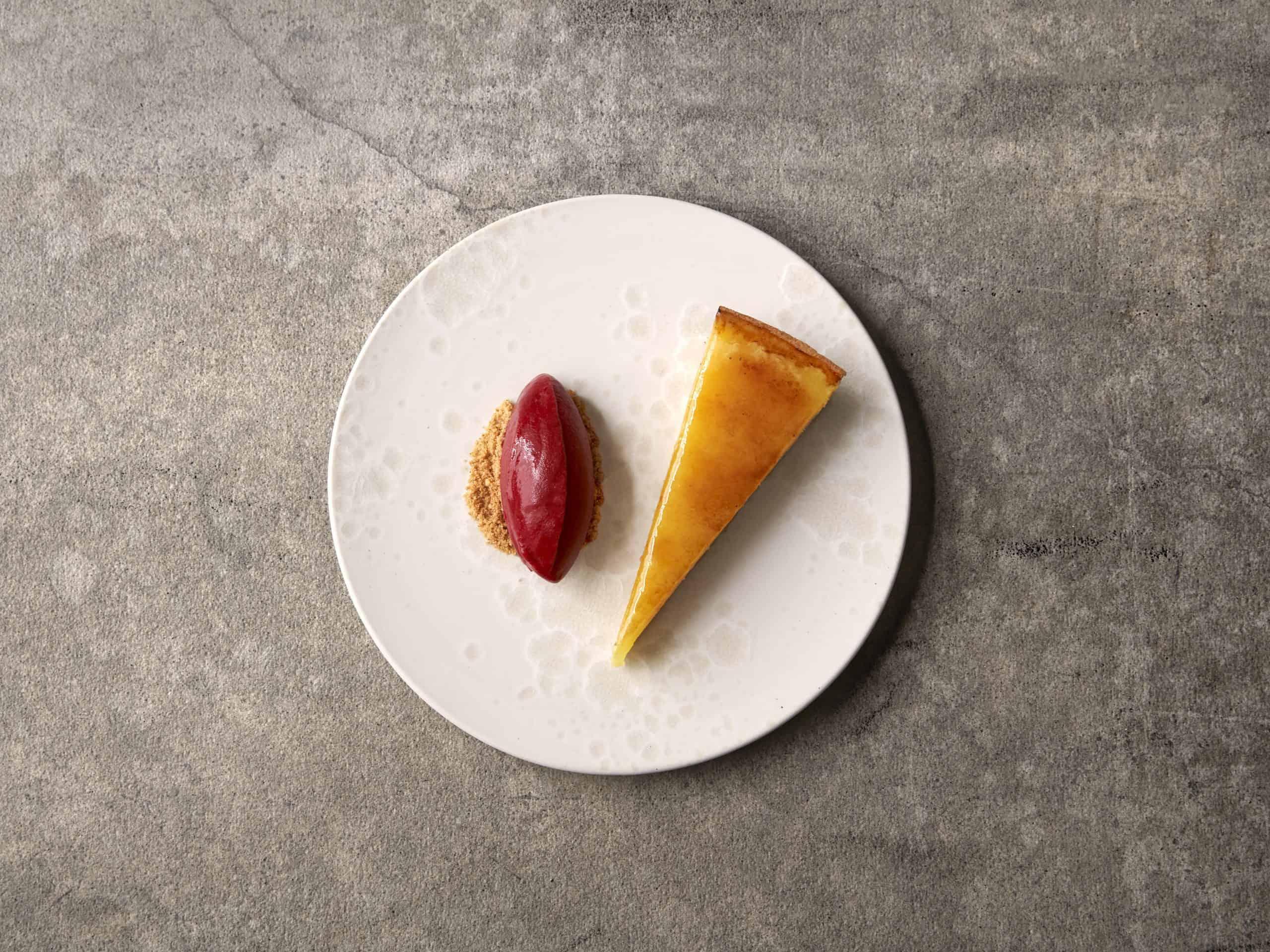 Holy Carrot vegan lemon tart