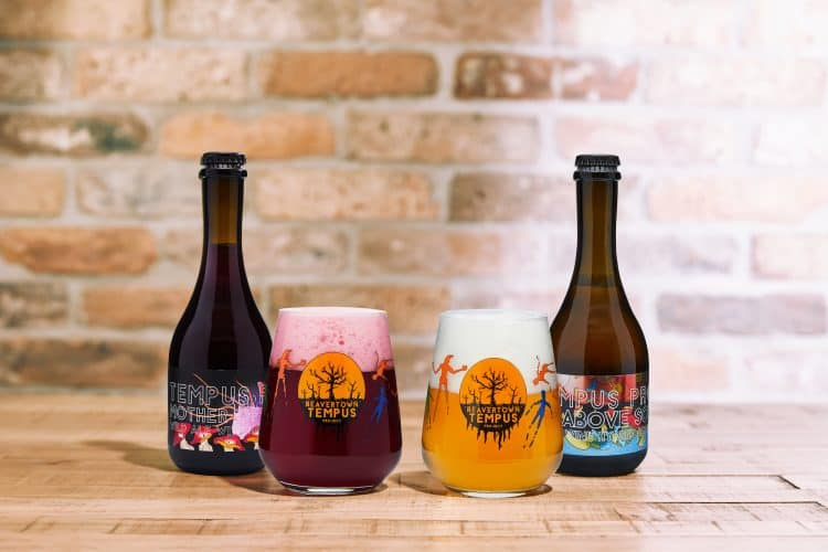 Beavertown As Above So Below Beer/Wine Hybrid