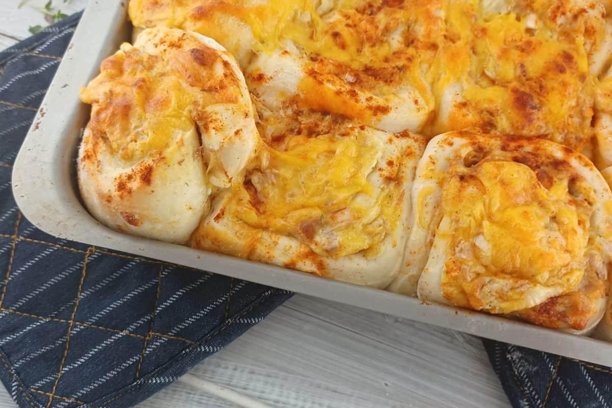 Tuna Bread Rolls