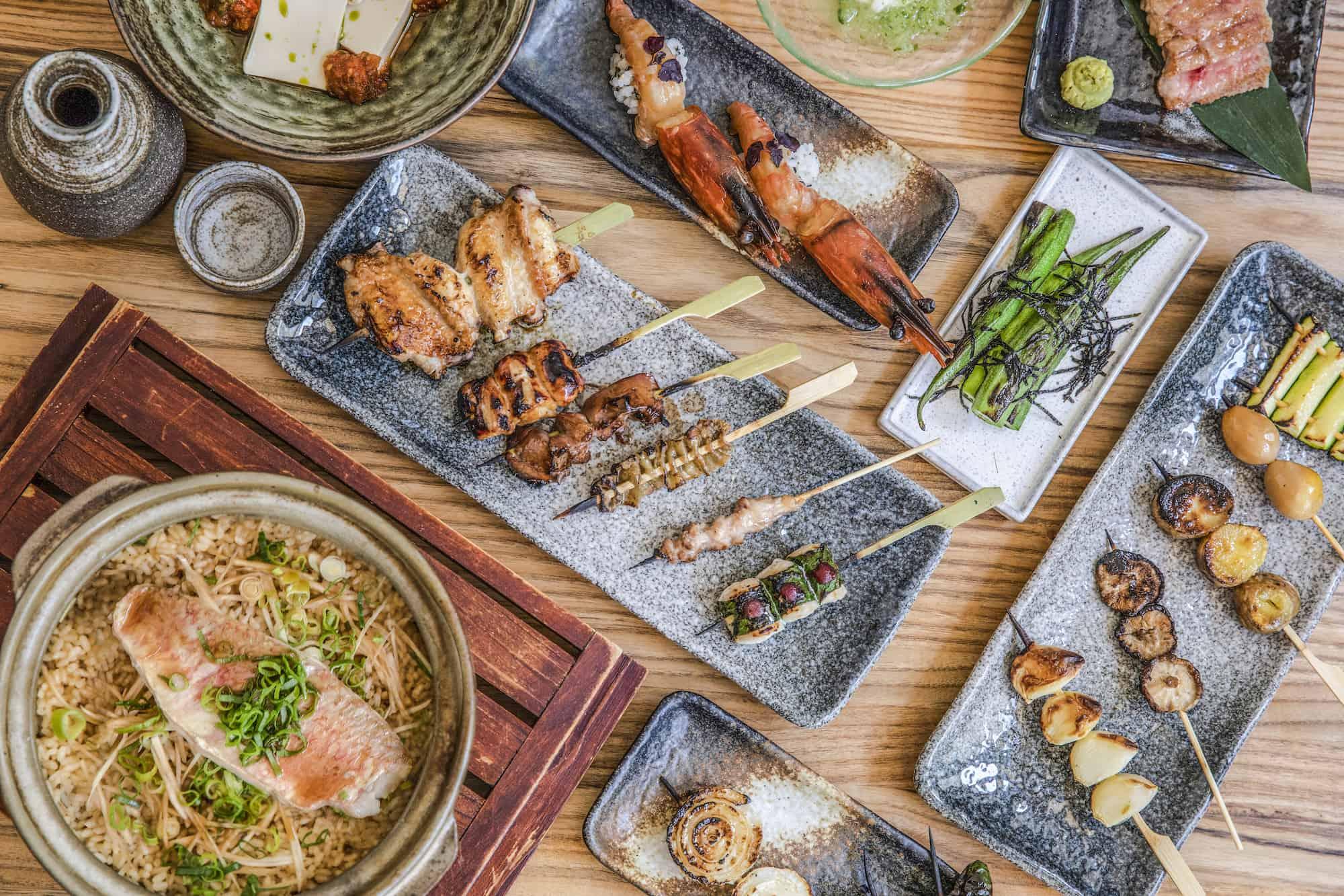 Junsei - Photo: Laurie Fletcher London's best new restaurant openings July 2021