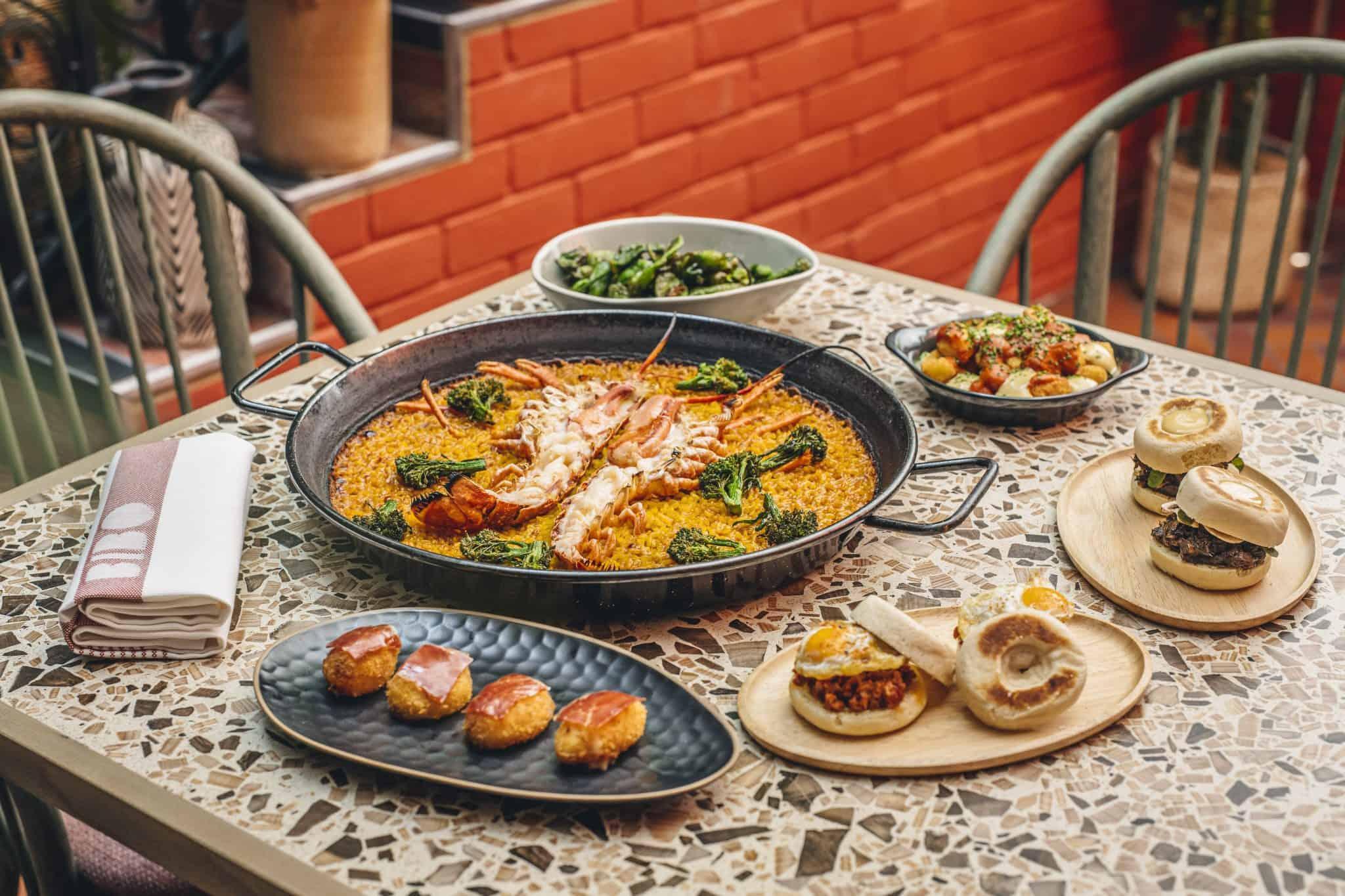 BIBO Mondrian Shoreditch Photo: @lateef.photography new restaurants opening august