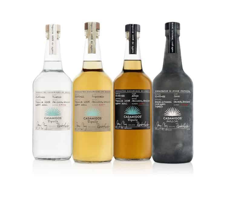 Casamigos Reposado tequila portfolio