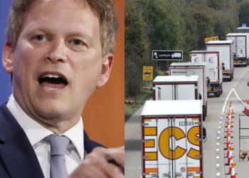 Shapps lorry