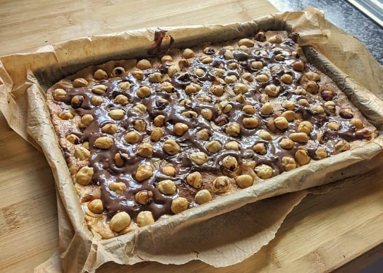 Hazelnut & Chocolate fudge Ferrero Rocher