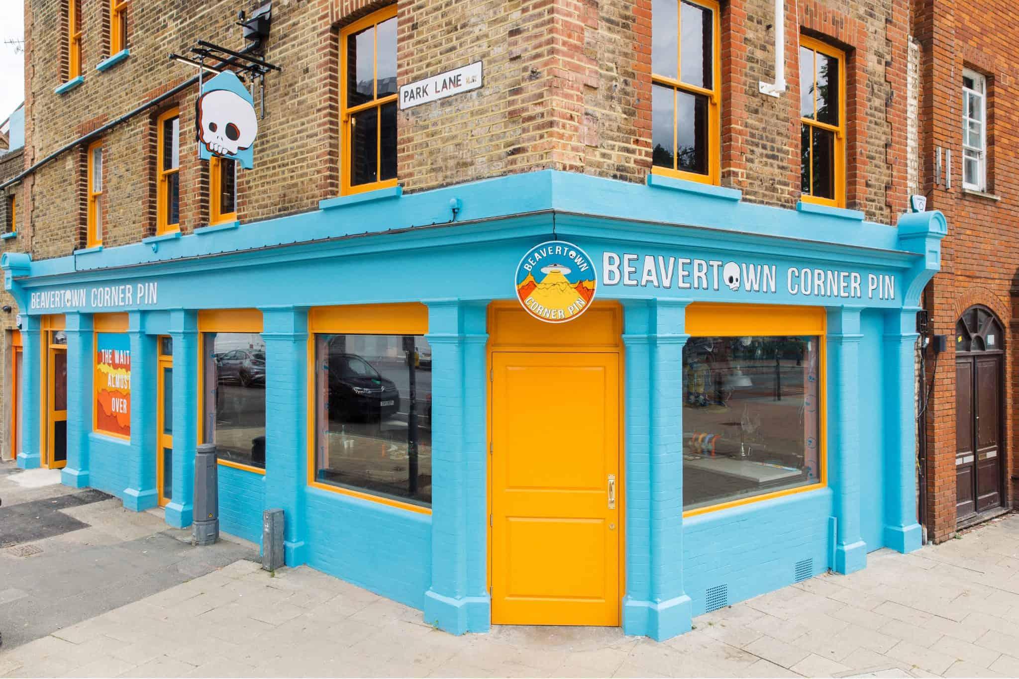 Beavertown Corner Pin by Studio 1208 new restaurants opening September