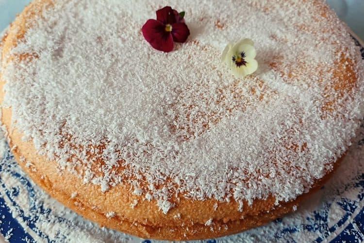Coconut Cream Tart Delight