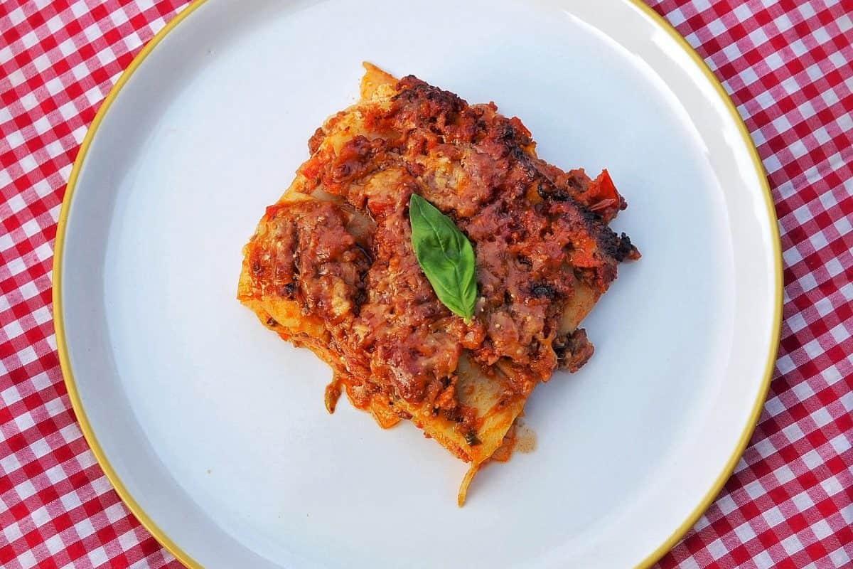 Lasagne Recipe Lasagna | Photo Jonathan Hatchman