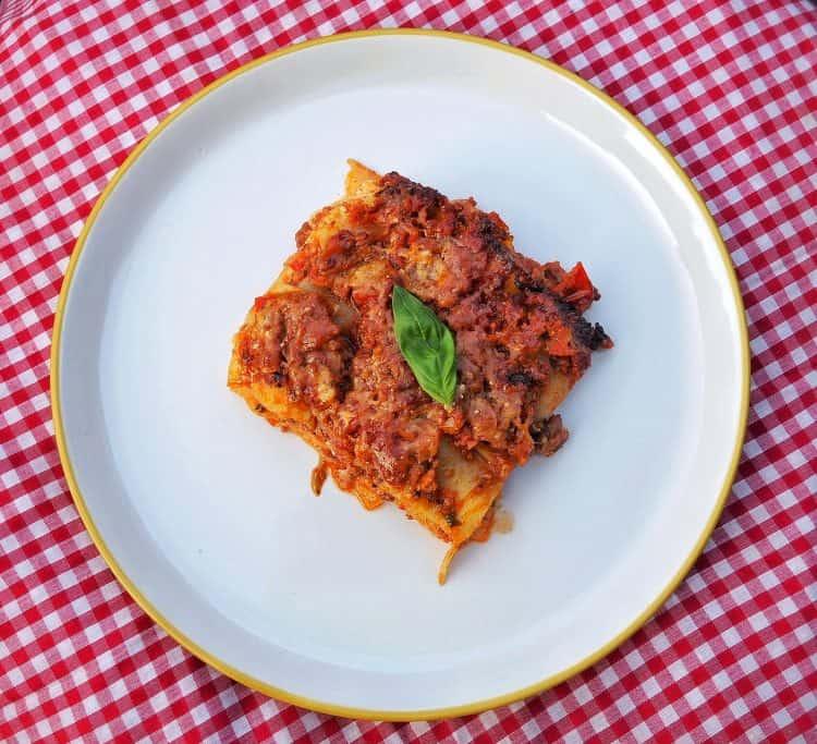 Lasagne Recipe Lasagna   Photo Jonathan Hatchman