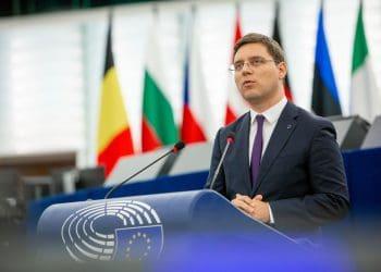 Romanian MEP Victor Negrescu