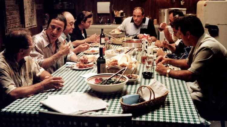 Sopranos Family Cookbook