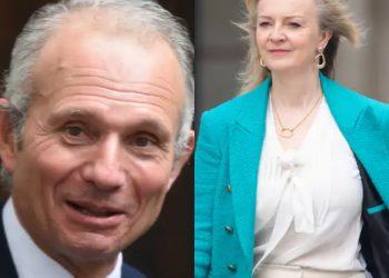 David Lidington and Liz Truss